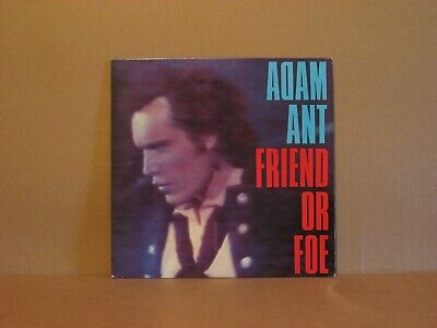 £7.06 • Buy Adam Ant Friend Or Foe 1982 LP Vinyl VG++/EX  100% Played Tested Goody Two Shoes