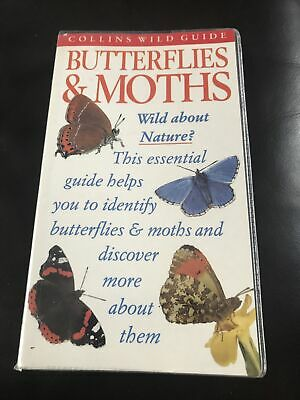 £2 • Buy Collins Wild Guide - Butterflies And Moths Of Britain And Europe, John Still,