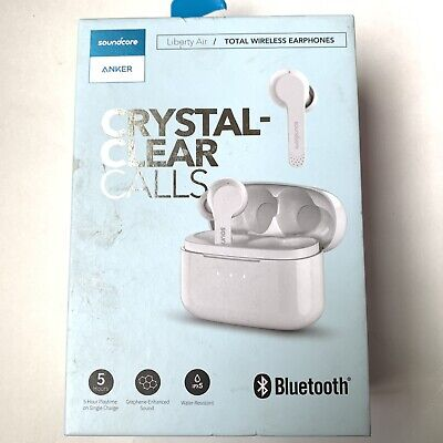 AU61.46 • Buy Anker Soundcore Crystal Clear Calls Quality 2 Total-Wireless Earphones White