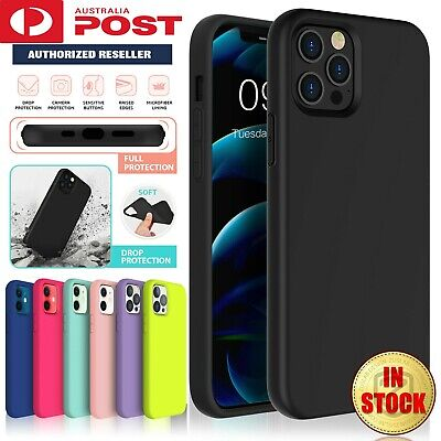 AU2.75 • Buy Case For IPhone 12 11 Pro SE 6s 7 XR XS ShockProof Soft Phone TPU Silicone Cover