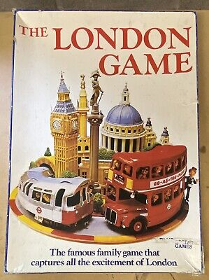 £7.89 • Buy Vintage The London Game-seven Towns Dated 1972-see Description