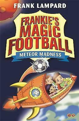 £3.79 • Buy Frankie's Magic Football Meteor Madness By Frank Lampard NEW Paperback Book