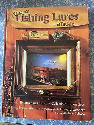 £7.18 • Buy Classic Fishing Lure And Tackle Book