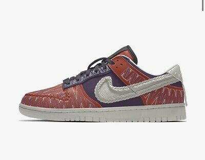 $ CDN244.61 • Buy Dunk Low N7 By You Size 10.5 *Confirmed Preorder*