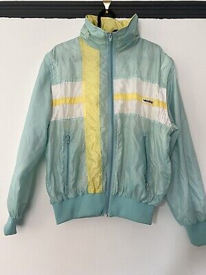 £10 • Buy 90s Style Icarus Vintage Shell Suit Jacket Women's Size 12
