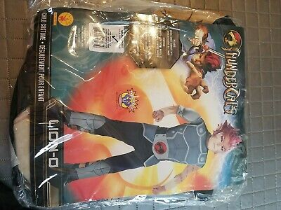 £15.08 • Buy New Thundercats Lion-O Child Costume Dress Up Small 4 6 Ages 3 4