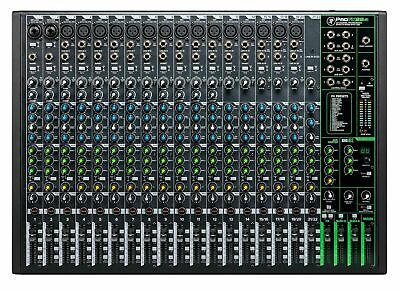 $549.99 • Buy Mackie ProFX22v3 22-Channel 4-Bus Professional Effects Mixer W/USB ProFX22 V3