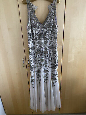 £70 • Buy Monsoon Limited Edition Ballgown Dress Size 14 New, Never Worn
