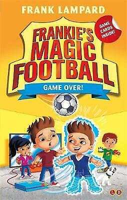 £3.49 • Buy Frankie's Magic Football Game Over! By Frank Lampard NEW Paperback Book