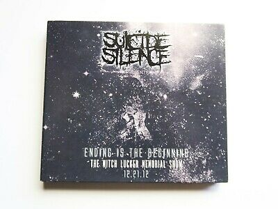 £8.99 • Buy Suicide Silence Ending Is The Beginning CD/DVD Near Mint Digipack