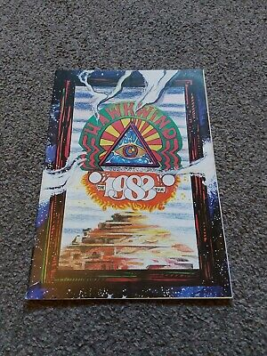 £14.99 • Buy Hawkwind 'The 1988 Tour ' Programme