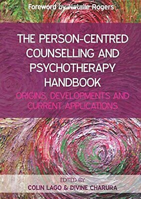 £31 • Buy The Person-Centred Counselling And Psychotherapy Handbook: Origins Developments