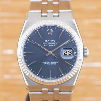 $ CDN11243.54 • Buy Rolex Oysterquartz Datejust - Box And Papers April 1990 Serviced June 2021