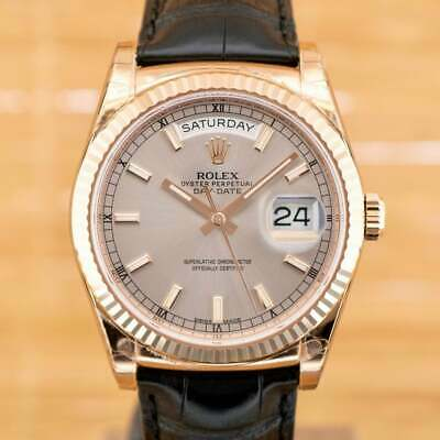 $ CDN31385.29 • Buy Rolex Day-Date 36 - Unworn With Box And Papers April 2021 With Stickers
