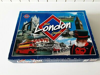 £8.99 • Buy The London Game Board Game