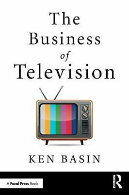 £37.50 • Buy The Business Of Television By Ken Basin New Book