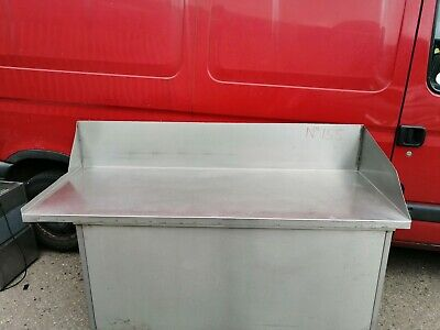 £175 • Buy NO155 STAINLESS STEEL TABLE TOP  1800MM X 700MM X 300Mm