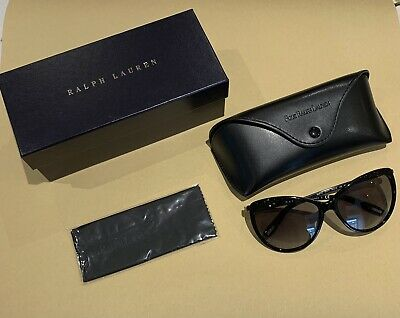 £44.99 • Buy Brand New Designer Black Ralph Lauren Sunglasses Shades Boxed With Case RRP £129