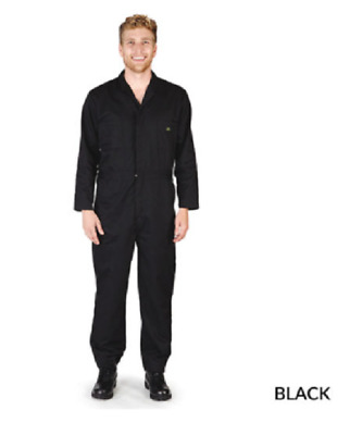 $29.89 • Buy Long Sleeve Coverall Jumpsuit Boilersuit Protective Work Gear Mechanic Tall Size