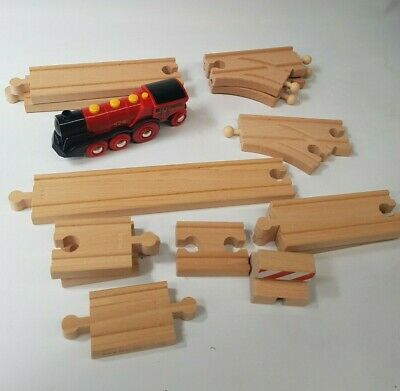 £24.99 • Buy Boxed Brio Starter Track Pack B & Mighty Red 529 Motorised Train