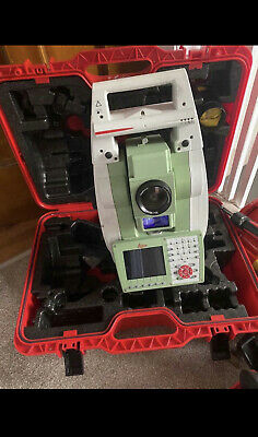 £10500 • Buy Leica TS15 P 5  R400 Robotic Total Station With CS15 Controller