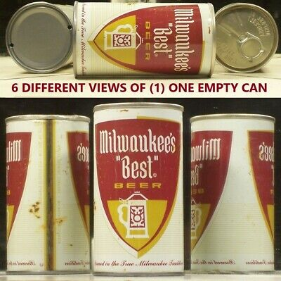 $2.95 • Buy Milwaukee's Best Beer 12 Oz Can Miller Brewing Co Milwaukee Wisconsin A944