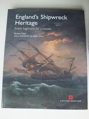 £9.95 • Buy England's Shipwreck Heritage: From Logboats To U-Boats (English Heritage)