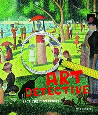 £10.61 • Buy Art Detective: Spot The Difference By Doris Kutschbach (Hardcover 2013) New Book