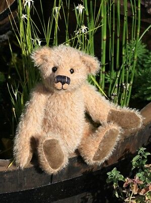 """£35 • Buy Downton Abbey Teddy Bear Making Kit Of Marigold's Teddy. Mohair Jointed 10.5"""""""