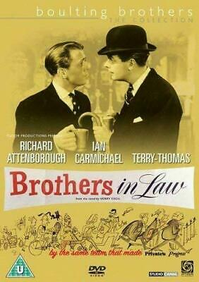 £7.39 • Buy Brothers In Law. Boulting Brothers. Dvd. Region 2. Ian Carmichael. Terry Thomas