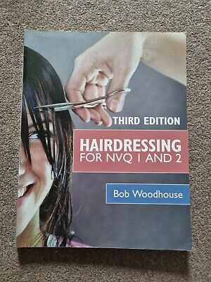 £19.99 • Buy Hairdressing For NVQ 1 & 2 3rd Edition By Woodhouse