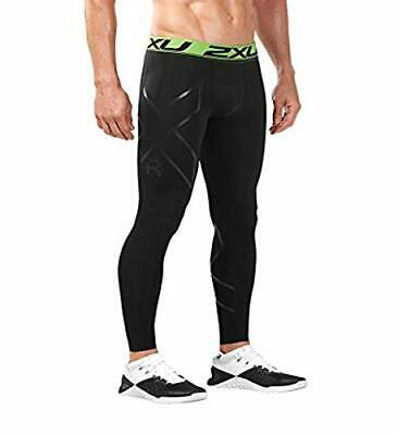 £111.58 • Buy 2XU Men's Refresh Recovery Compression Tights Black/Nero XXX Large