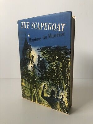 £9.99 • Buy The Scapegoat - Daphne Du Maurier - Book Club Edition - Unclipped