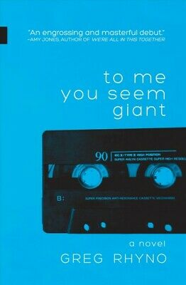 £12.18 • Buy To Me You Seem Giant, Paperback By Rhyno, Greg, Brand New, Free P&P In The UK