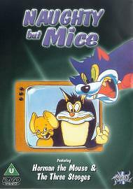£1.91 • Buy Naughty But Mice - Herman The Mouse & The Three Stooges Cartoon (DVD, 2003)