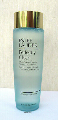 £27.50 • Buy Estee Lauder Perfectly Clean Multi Action Hydrating Toning Lotion Refiner 200ml