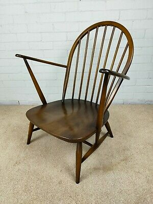 £150 • Buy Ercol 305 Windsor Tub Chair - In Orignal Ercol Old Colonial Finish