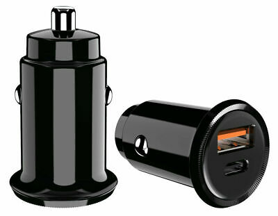AU10.95 • Buy New Car Charger PD QC3.0 FAST Charge USB Type C Cigarette Lighter Adapter