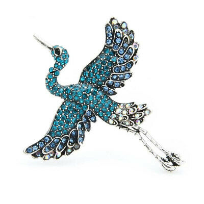 £2.17 • Buy Women Girls Brooches Crystal Blouse Saree Brooch Rhinestone Insect Jewelry Pin
