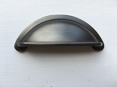 £1.99 • Buy Courtier Antique Pewter Effect Cup Cupboard/drawer Handle (supplied By Howdens)