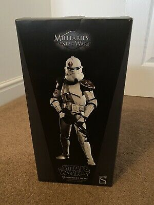 £195 • Buy Sideshow Collectibles Star Wars Commander Neyo
