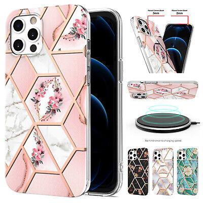 AU9.88 • Buy For IPhone 12 Pro Max 11 XS XR 8 7 Plus SE2 Marble Silicone TPU Phone Case Cover