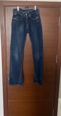 £25 • Buy Levis Blue Cord Flare Bootcut Jeans W34 L36