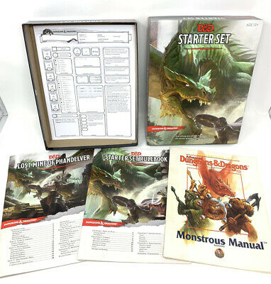 AU66.93 • Buy Introduction Advanced Dungeons & Dragons 2nd Ed Monstrous Manual 1995 + Starter