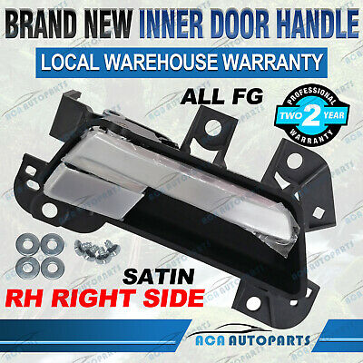 AU23.70 • Buy For Ford Falcon FG FG-X FRONT RH Right Hand Inner Door Handle Satin BGF22600A1