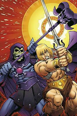 $3.59 • Buy Masters Of The Universe Revelation #3 Nm Cover B 8/3 2021 Presale
