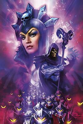 $3.59 • Buy Masters Of The Universe Revelation #3 Nm Cover A Wilkins 8/3 2021 Presale