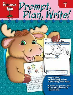 $6.28 • Buy Prompt, Plan, And Write : Grade 1 By The Mailbox Books Staff