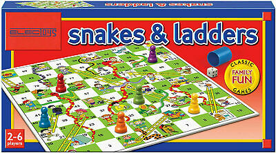 £5.99 • Buy NEW Full Size Traditional Classic Family Board Games Kids Indoor Fun Toy Game_UK
