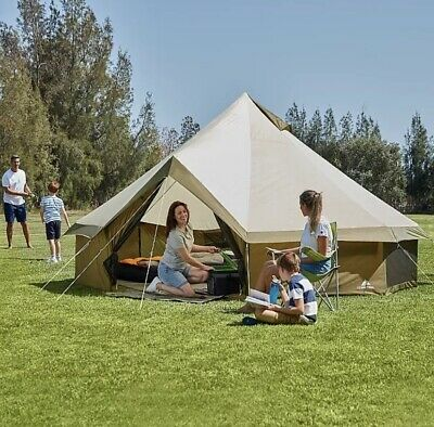£175 • Buy Ozark Trail Olive Green Yurt Tent 8 Person FREE DELIVERY 🚚 BNIB✅